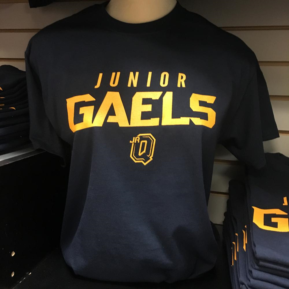 Junior Gaels T-Shirt on Manniquin