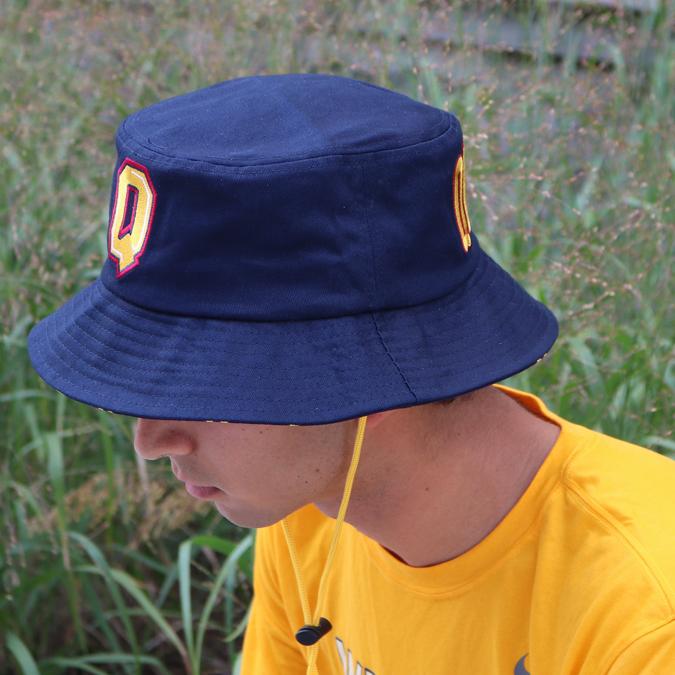 Queen's Bucket Hat