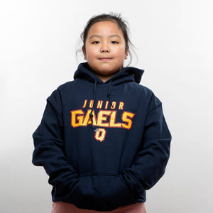 Junior Gaels Youth Hoodie Female Model