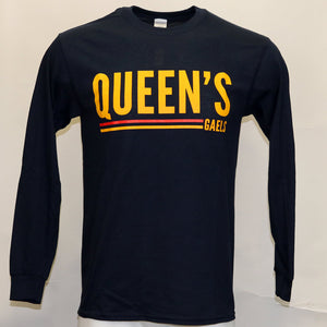 Queen's Long Sleeve T-Shirt