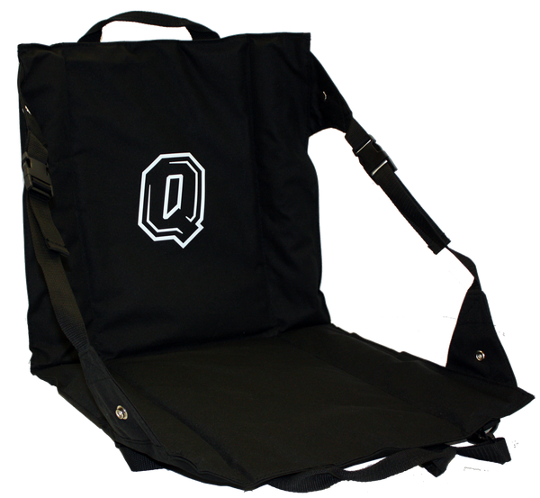 Seat cushion with back - Queen's Q-Shop  - 1