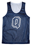 Reversible Mesh Tank Top - Queen's Q-Shop  - 4