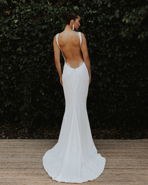 BARCELONA BRIDAL GOWN
