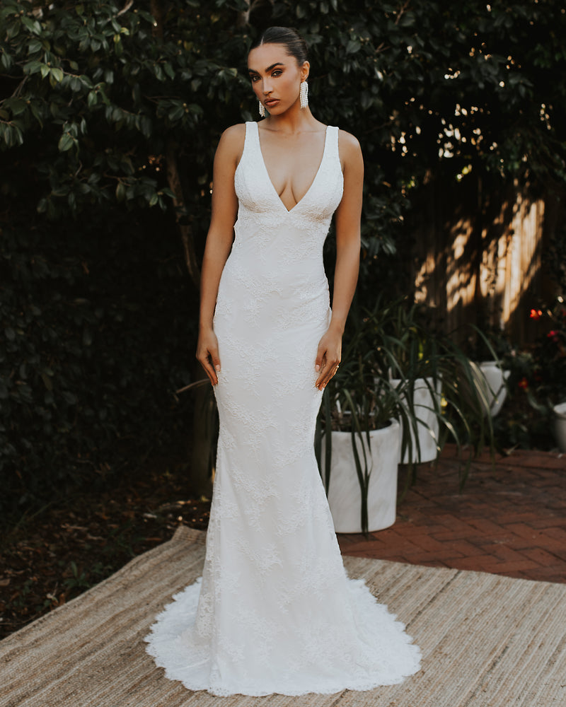 OSLO BRIDAL GOWN