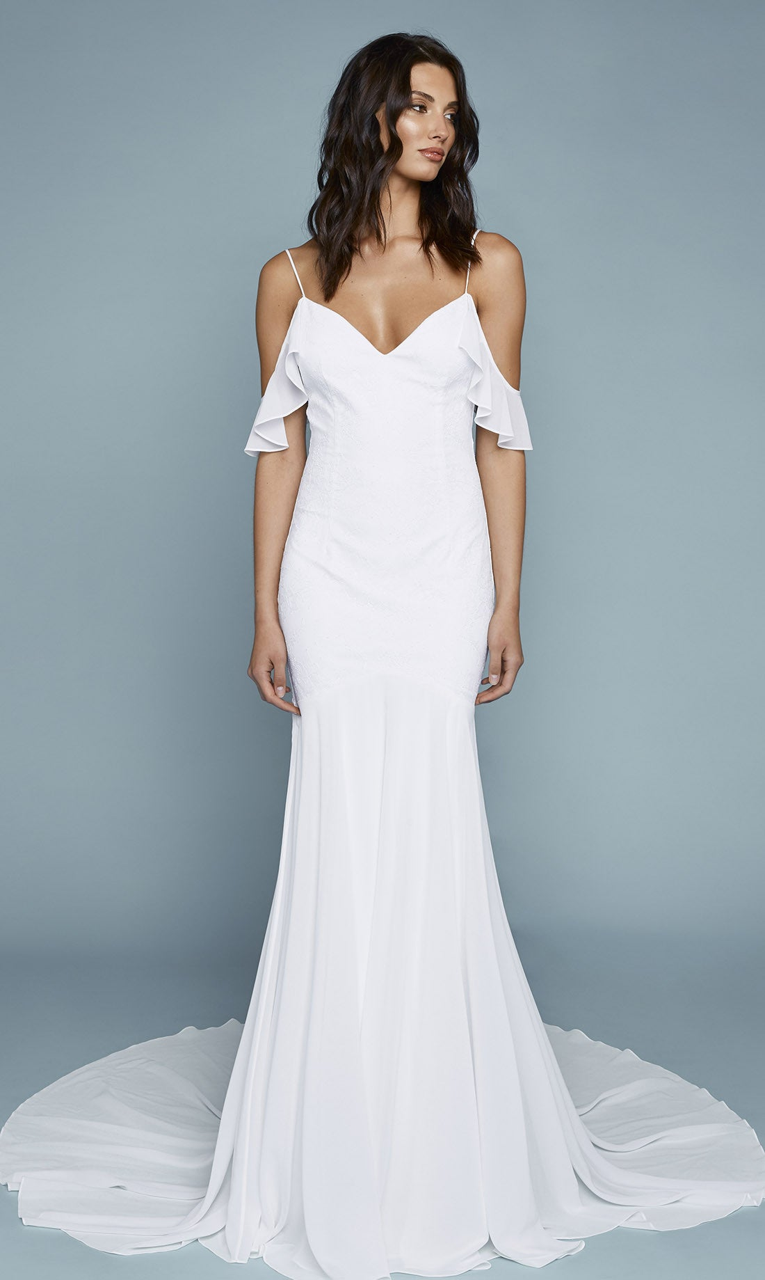Tulum Chantilly Gown