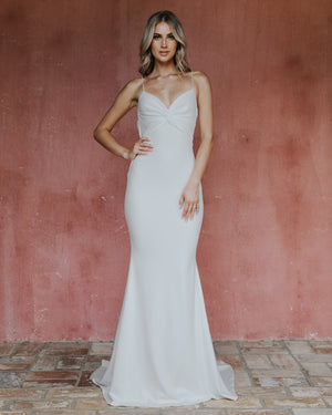 NOEL & JEAN BREATHLESS BRIDAL GOWN