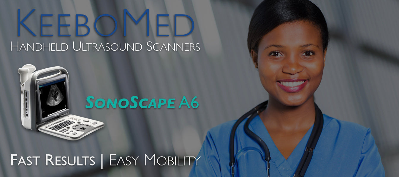 SonoScape A6 Ultrasound Scanner | Best Selling Handheld Ultrasound Machine