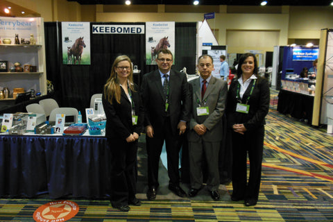 KeeboMed North American Veterinary Community 2013