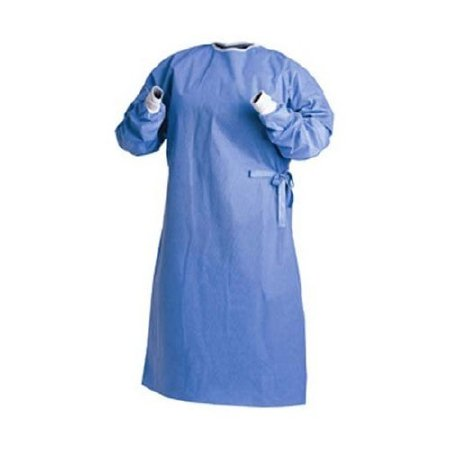CARDINAL Exam Gown Sterile Back with Towel, X-Large 9545 CHOP
