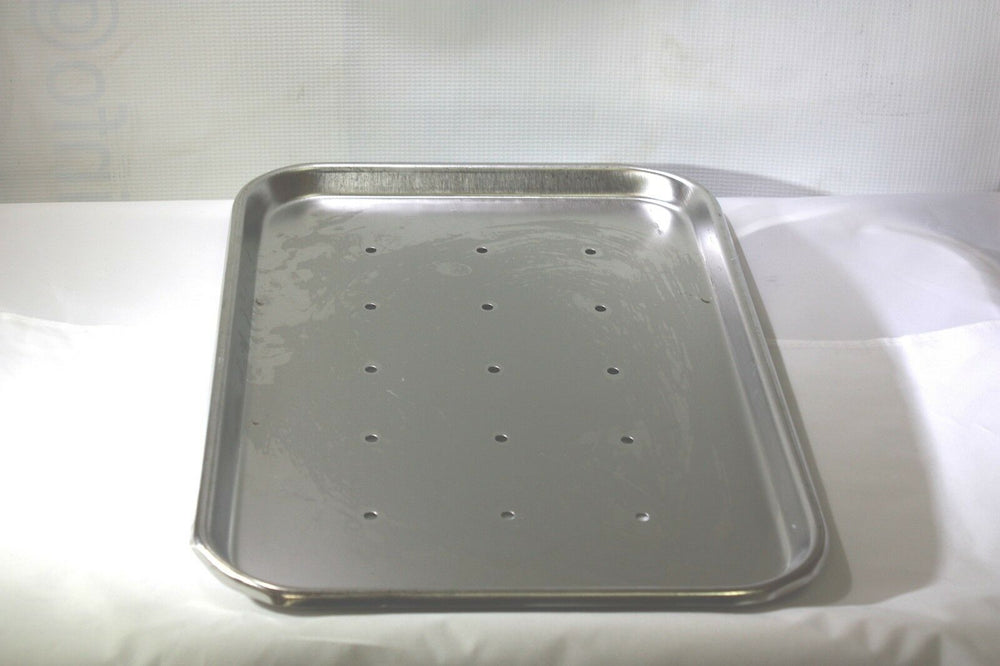 Polar Ware 17F 18-8 Stainless Steel Instrument Tray (277GS)