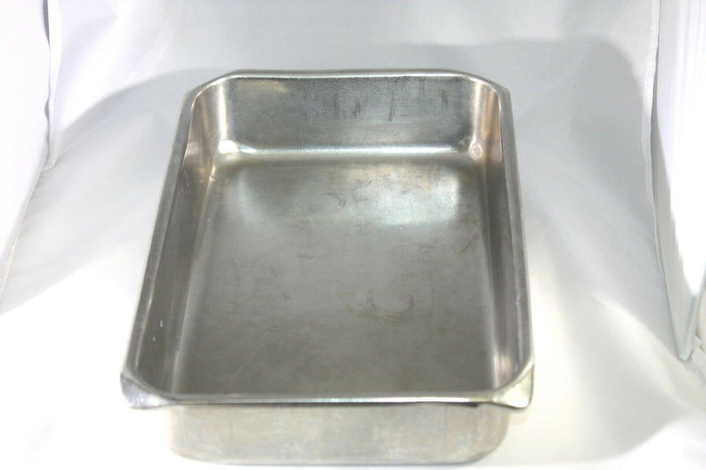 Polar Ware 120 S Stainless Steel Metal Tray (273GS)