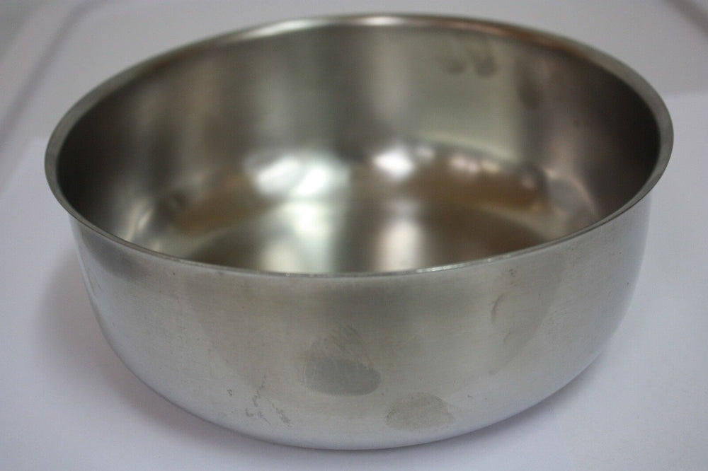 Polar Ware Stainless Steel Sponge Bowl 64 oz (271GS)