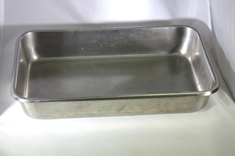 Vollrath Stainless Steel Rectangular Basin (378GS)