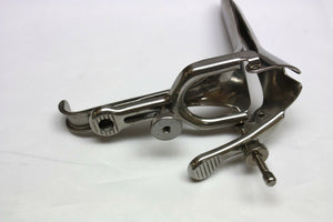 "Vaginal Specula 3"",  Unmarked, Stainless Steel (411GS)"