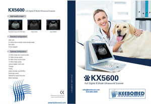 Veterinary Small Animal Ultrasound Scanner, Micro-Convex Probe 5-8Mhz USA seller