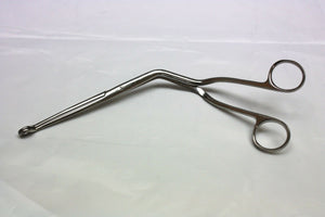 Sun Med Closed Tip Magill Forceps, Adult (325GS)
