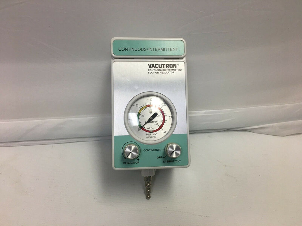 Vacutron Suction Regulator (Continuous and Intermittent) (351GS)