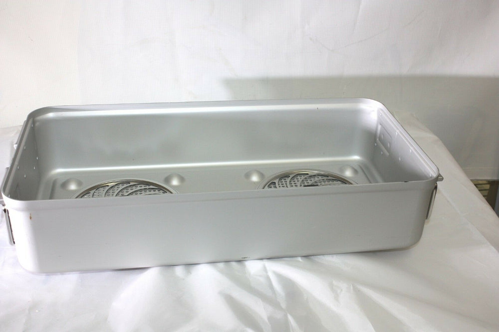 Aesculap JN 441 Sterilization Case--No Lid (12GS)
