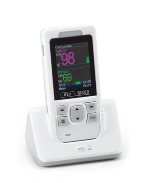 BLT M800 Handheld Human Pulse Oximeter with ECG Function