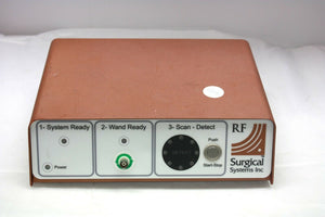RF Surgical Detection System Model 100A (78RL)