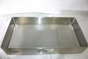Unbranded Stainless Steel Sterilization Tray (339GS)
