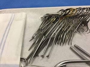 X-Ray Special Minor Tray Instruments (397GS)