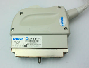 4D Probe Transducer V4C40L, 4.5MHz, For Chison Q Series Ultrasounds