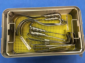 Laparotomy Instrument Tray (194GS)