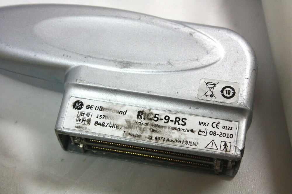 GE RIC5-9A-RS Intracavity 4D Probe (49RL)