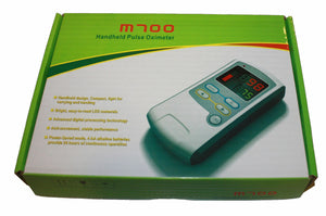 Handheld BLT M700Vet Veterinary Pulse Oximeter Animal Accessories, Batteries