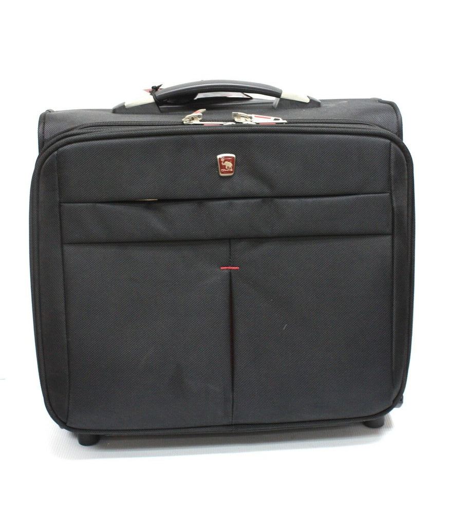Roller Case Bag Only w/ Handle, Pockets, Fits Chison ECO 1, and Similar
