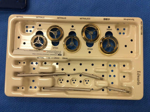 Edwards Mitral Pericardial Valve Sizer Tray (91GS)