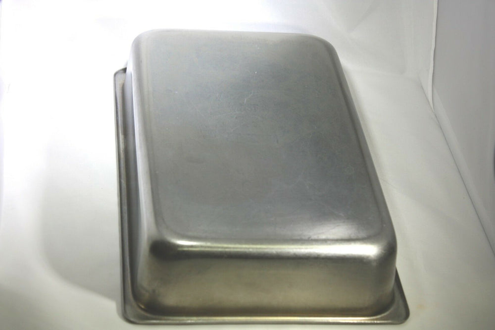 NSF Stainless Steel Rectangular Basin (243GS)