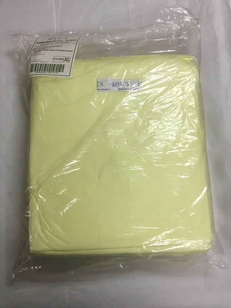 Extra Large HCS3004XL HCS Isolation Gown | KeeboMed