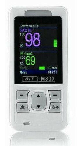 BLT M800VET Handheld Veterinary Pulse Oximeter