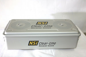 NSI Clear Line Retractor Set--Case Only (245GS)