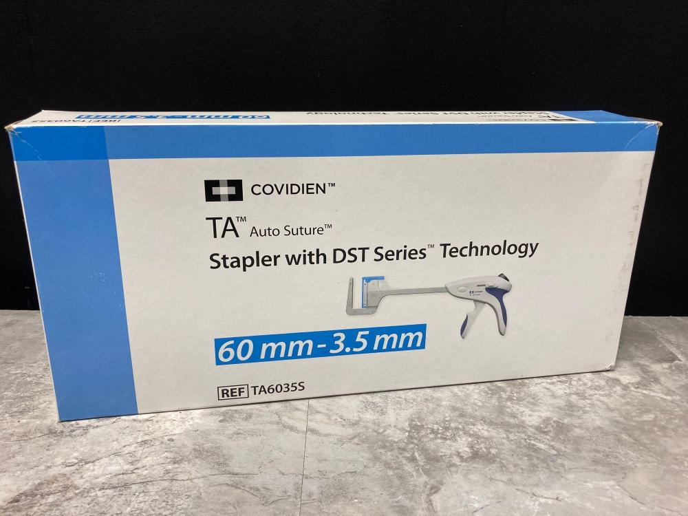COVIDIEN TA STAPLER WITH DST SERIES TECHNOLOGY TA6035S | DESCE-11