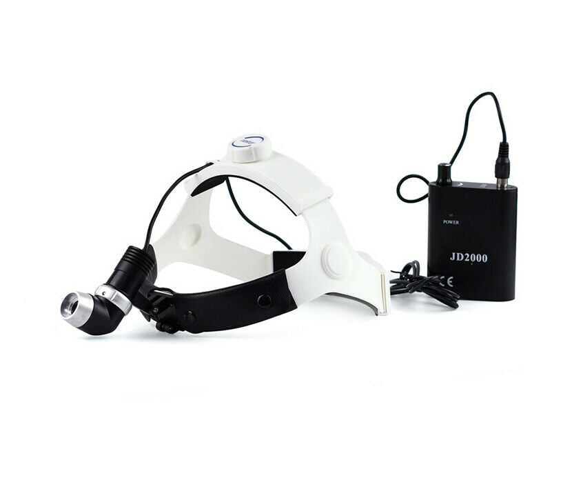 3w Led Surgical Medical ENT Headlight Veterinary Dentistry Head Lamp