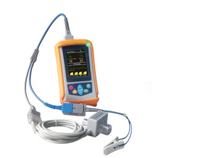 Veterinary Multi Parameter Capnograph Meter with Mainstream CO2