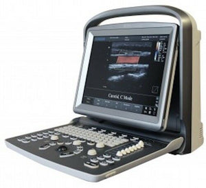 Demo Chison ECO5Vet Portable Ultrasound with One Probe - Warranty Active
