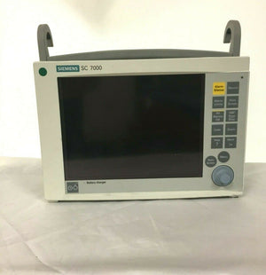 Siemens Medical SC 7000 Patient Monitor (17RL)