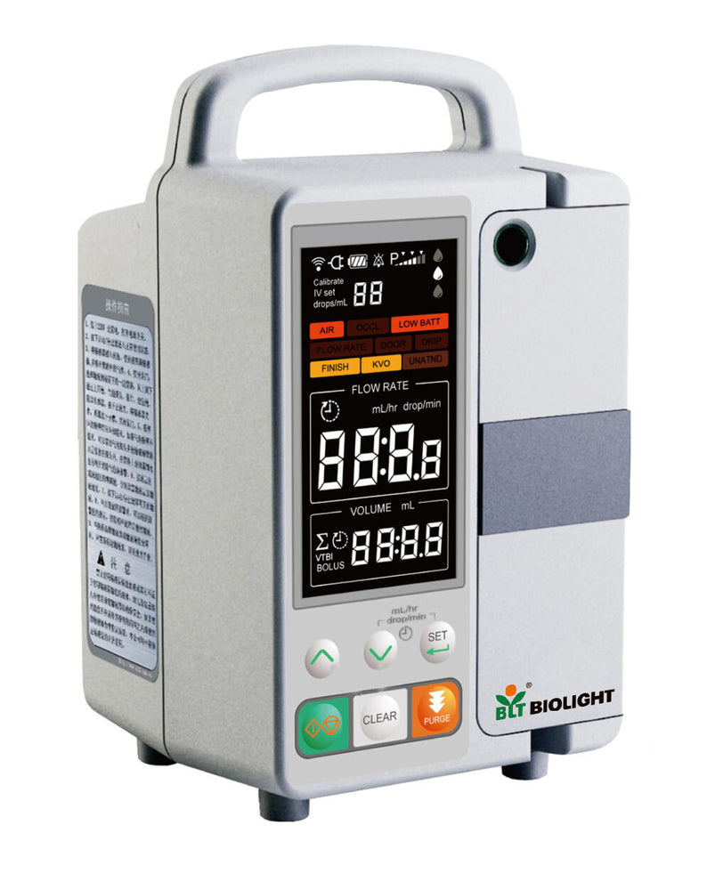 BLT P600VET Veterinary Automatic Injecting Machine, Infusion Pump