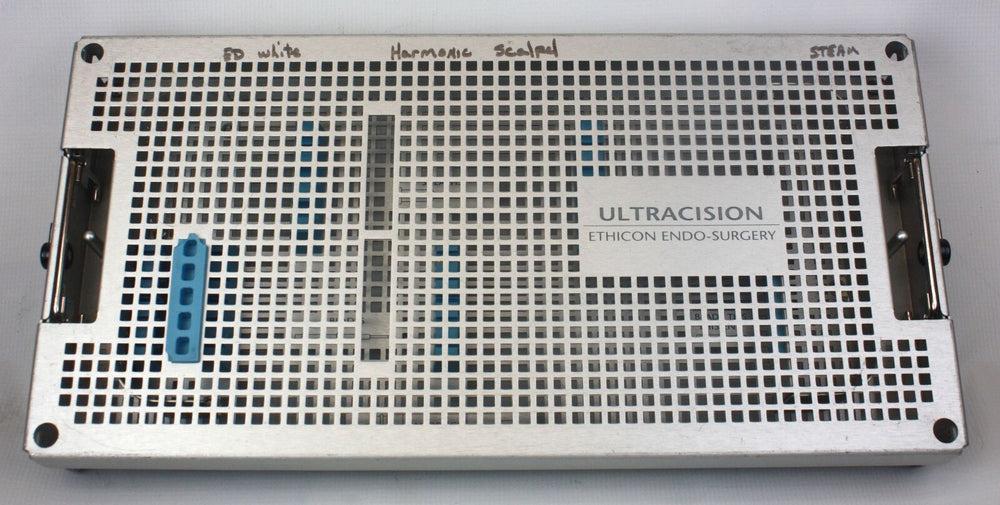 Ethicon Endo-Surgery Ultracision Sterilization Tray Case Container - No Tools