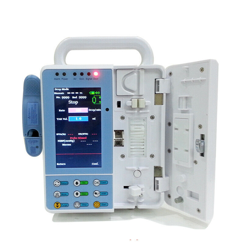 Veterinary Portable Drip Type Automatic Calibration PCA Ambulatory Infusion Pump