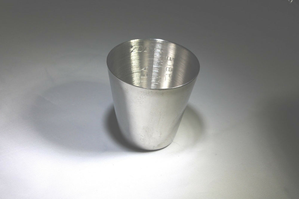 Polar Ware T2 Medicine Cup 18-8 Stainless Steel (288GS)