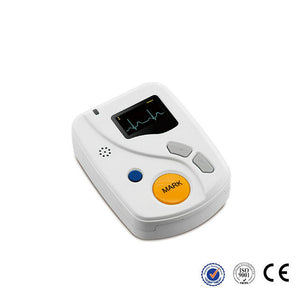 KM69 Portable ECG For Pets Led Display Veterinary 12 Lead Machine