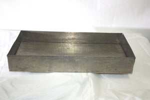 Unbranded Metal Medical Tray (335GS)