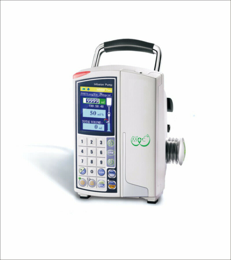 Vet Infusion Pump, With Heater, European Standard, TUV CE & ISO13485, RoHS