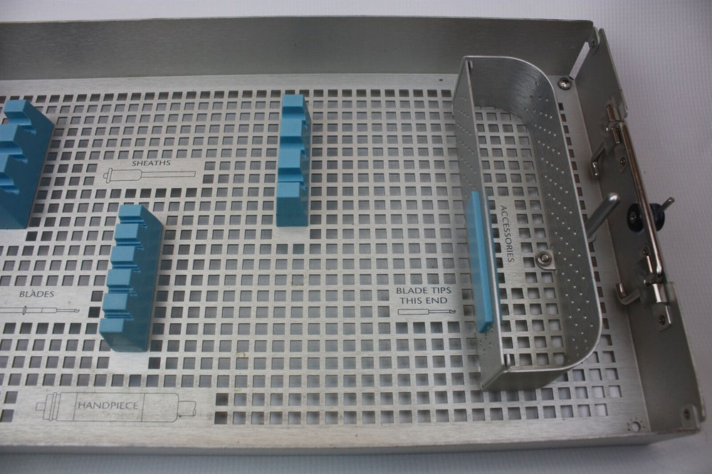 Ultracision Ethicon Endo-Surgery Handpiece Sterilization Tray Case Container