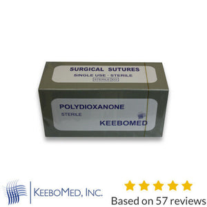 Veterinary PDS, PDO Polydioxanone  Sutures  2/0  expire 5/21